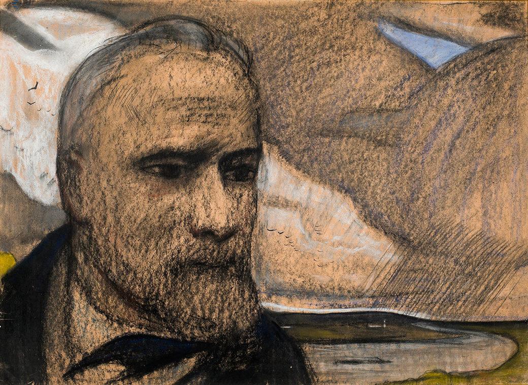 Портрет Н.С. Лескова