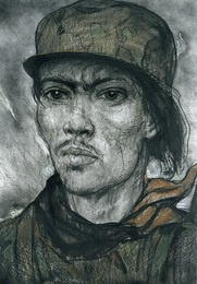 Никарагуанский ополченец