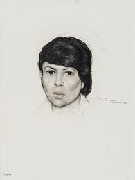 Портрет Нубии