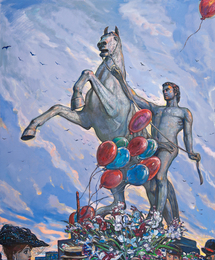 Невский в канун революции