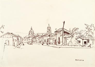 Масая. Рынок