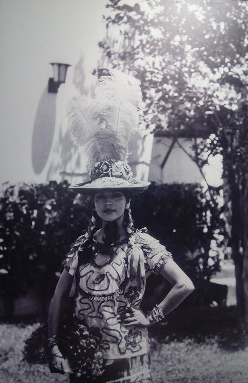 Балерина Бланка Гуардадо – основатель фольклорного балета «Тепенахуатл» Манагуа