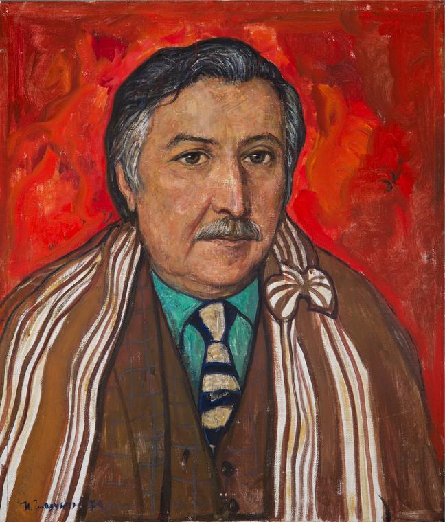 Портрет Луиса Корвалана
