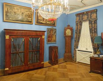 Общий вид Мемориального кабинета (фото №2)