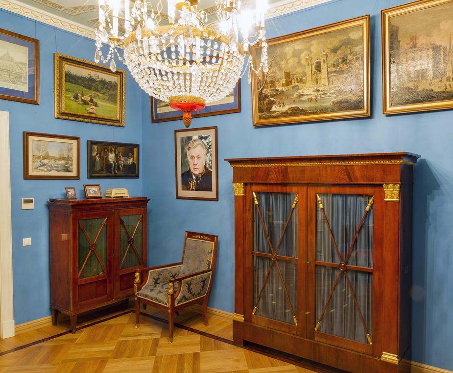 Общий вид Мемориального кабинета (фото №3)