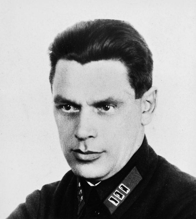Михаил Федорович Глазунов (1896-1967). Дядя И.С.Глазунова