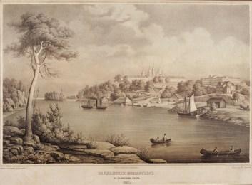 Валаамский монастырь на Ладожском озере