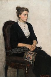 Женский портрет. III курс