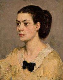 Женский портрет. V курс
