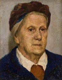 Феодосия Федоровна Глазунова, бабушка художника