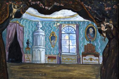 Комната Лизы