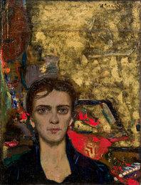 Портрет пианистки Марины Дранишниковой