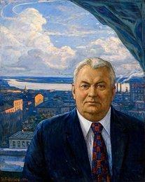 Портрет А.В. Софронова