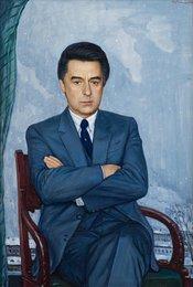 Портрет поэта Андрея Дементьева
