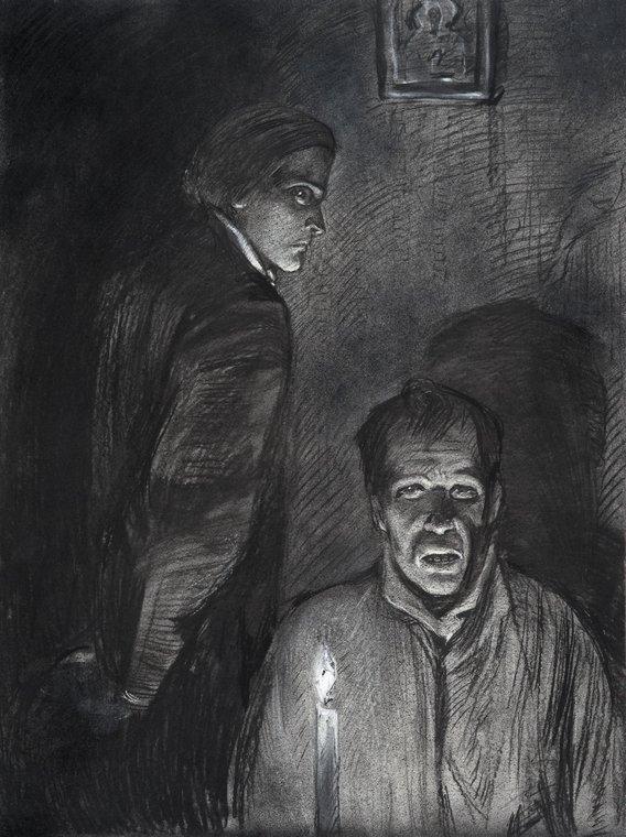 Иван Карамазов и Смердяков