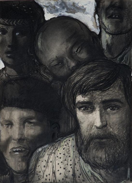 В татарском плену