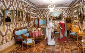 Galereya ili glazunova novaya ekspozitsiya muzey sosloviy rossii 2